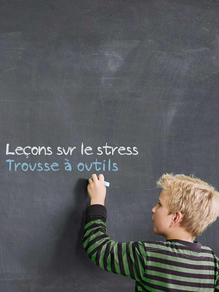 Stress lessons for Le stress